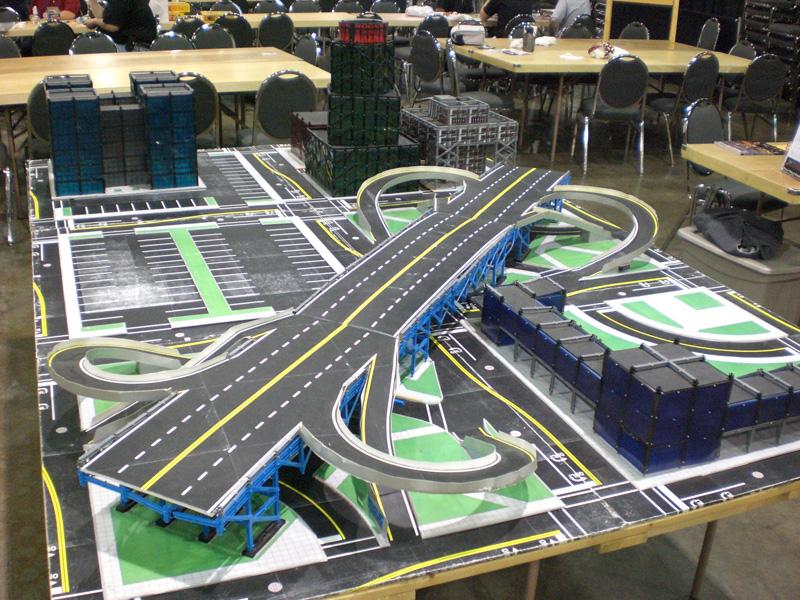 CAR WARS Rogue Arena At Origins 2011
