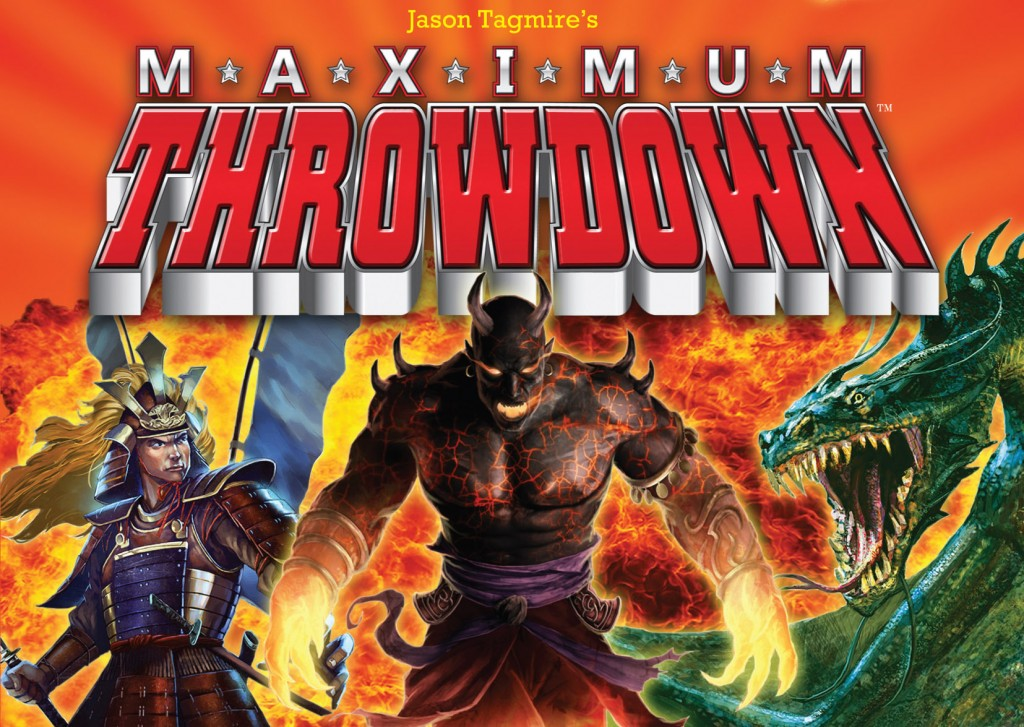 maximumthrowdown
