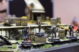 More Dystopian Wars goodness.