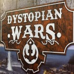 I have to admit, I know absolutely nothing about Dystopian Wars, but the miniatures and terrain always look fantastic.