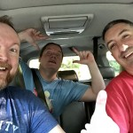 Half the fun of Gen Con every year is the road trip there and back. This year, TC joined me and Dan on the road, and we had a blast.